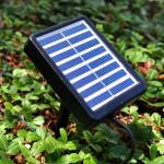 Фото 21: Прямоугольный солнечный прожектор