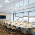 Фото 30: Люминесцентное освещение офиса