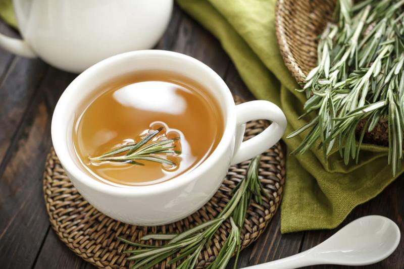 Чай с багульником