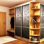 Фото 80: Угловой шкаф для наружного угла