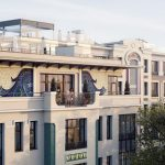 Фото 70: Внешний дизайн элитного многоквартирного дома