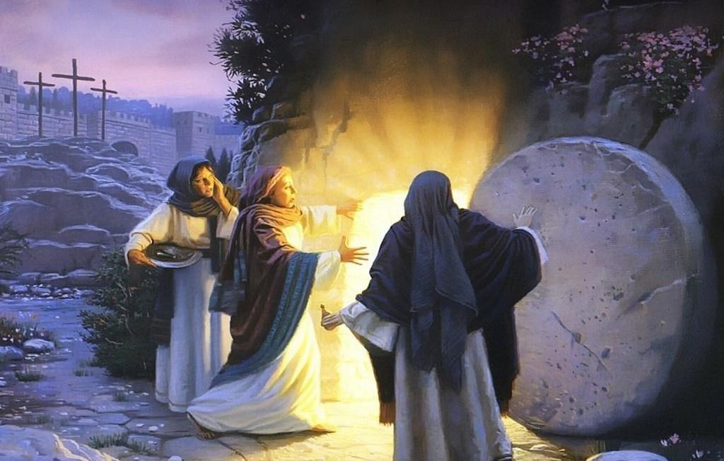 Воскрешение Иисуса Христа из мертвых