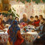Фото 64: Встреча Пасхи всей семьей