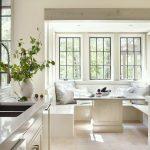 Фото 59: Встроенный модульный кухонный уголок