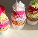 Фото 65: Забавное украшение яиц