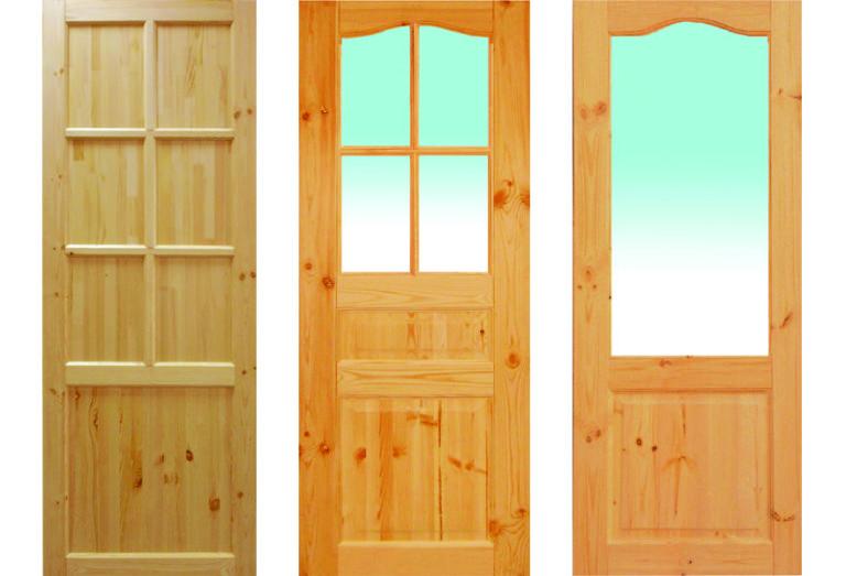 Как сделать дверь своими руками со стеклом 61