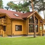 Фото 28: Деревянный дом