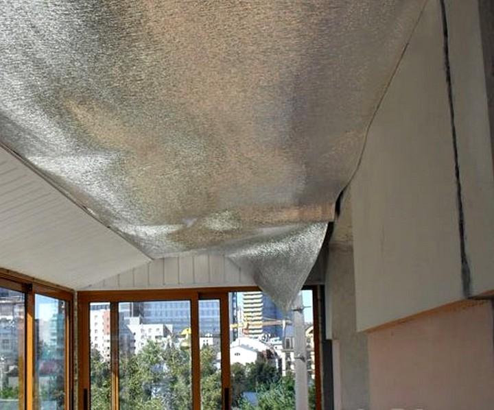 Как утеплить балкон своими руками (4)