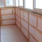 Фото 8: Как утеплить балкон своими руками (8)