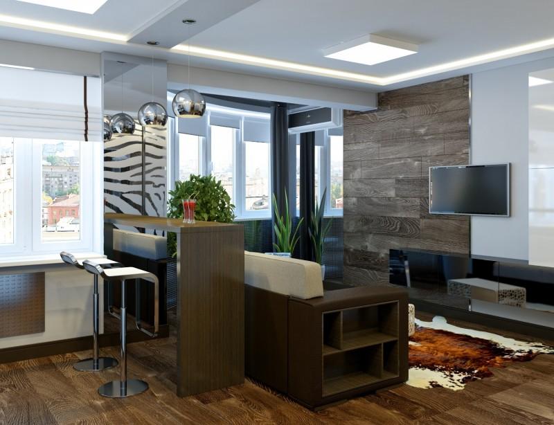 Красивый дизайн квартиры