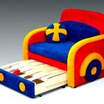 Фото 24: Кресло-кровать для детей канапе