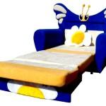 Фото 6: Кресло-кровать для детей (7)