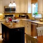 Фото 14: Кухонный гарнитур для маленькой кухни функциональный