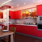 Фото 18: Кухонный гарнитур для маленькой кухни (19)