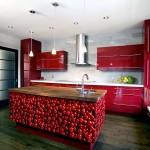 Фото 19: Кухонный гарнитур для маленькой кухни (20)