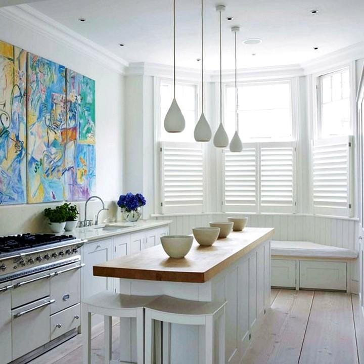 Кухонный гарнитур для маленькой кухни (5)