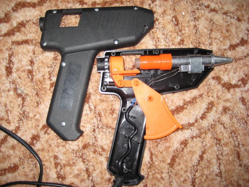 Монтажный пистолет