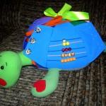 Фото 9: Мягкая игрушка своими руками (11)