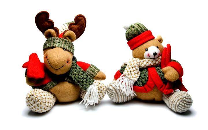 Подарок игрушка к новому году