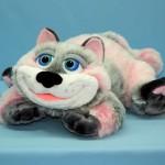 Фото 19: Мягкая игрушка своими руками (21)