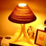 Фото 20: Настольная лампа своими руками (17)