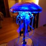 Фото 5: Настольная лампа своими руками (2)