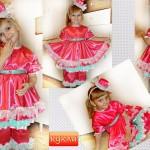 Фото 8: Костюм куколки для девочки