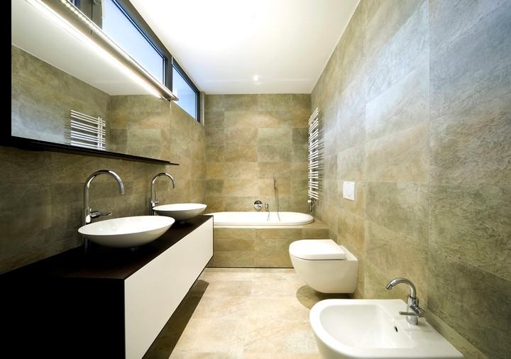 Пластиковые панели для ванной комнаты (6)