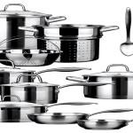 Фото 10: Посуда для индукционной плиты (5)