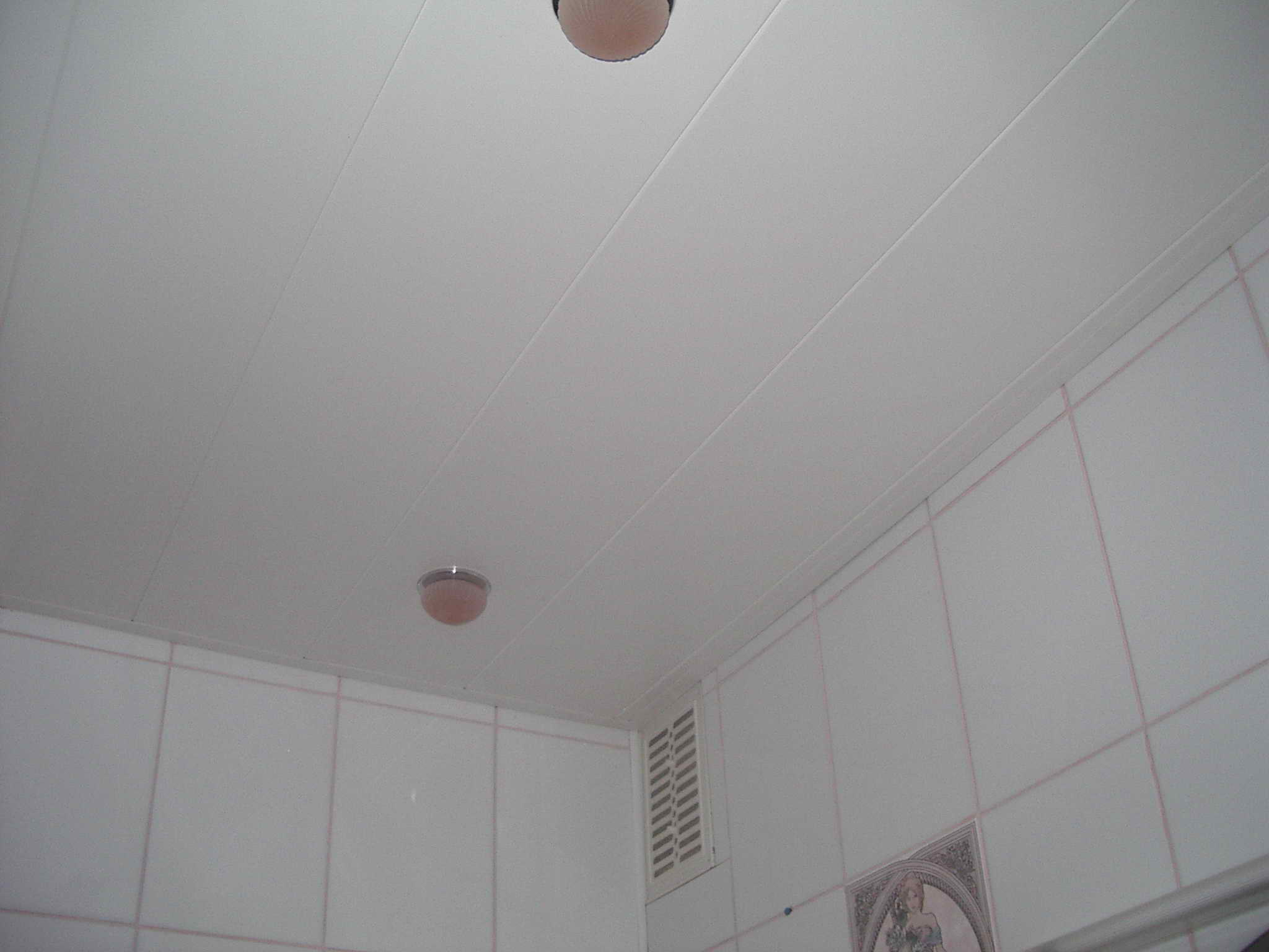 Пвх потолок своими руками фото 659