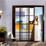 Фото 12: Раздвижные межкомнатные двери (13)