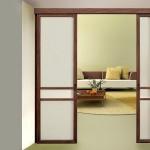 Фото 25: Раздвижные межкомнатные двери (26)