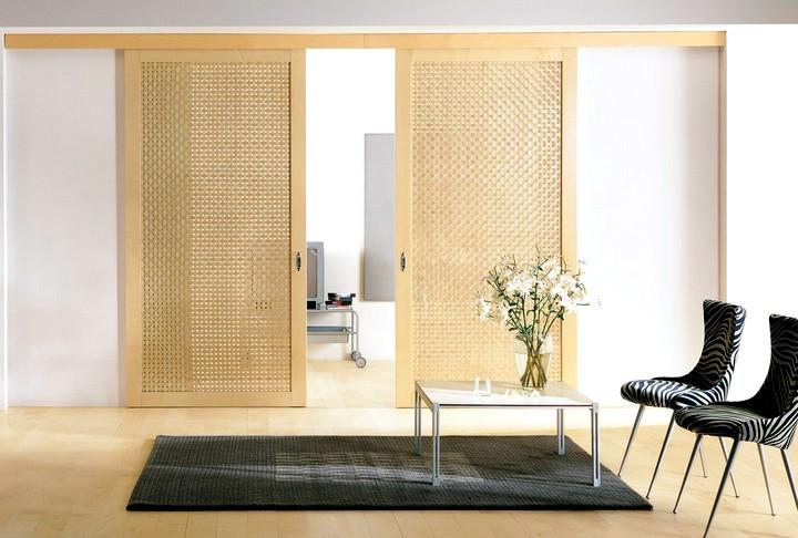 Раздвижные межкомнатные двери (3)