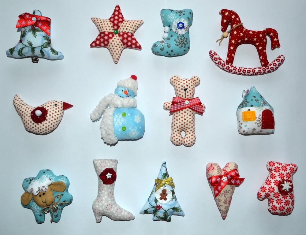Разнообразные игрушки из ткани своими руками