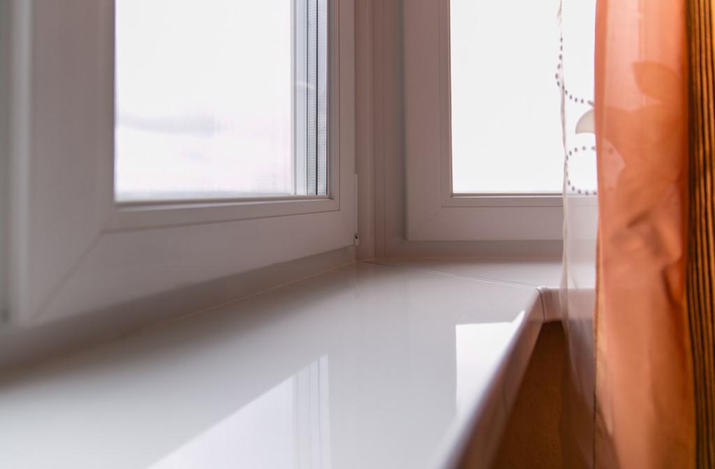 Пластиковые окна фото в интерьере