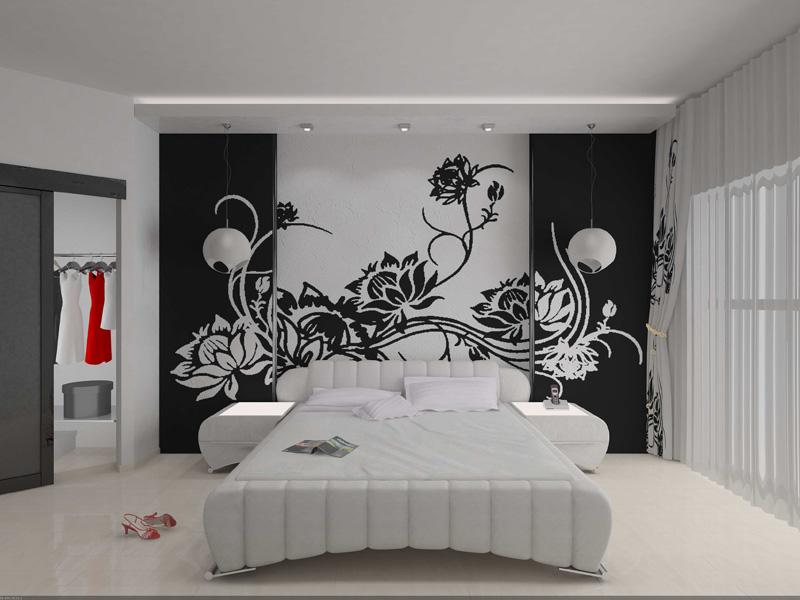 Роспись стен коридора своими руками фото 796