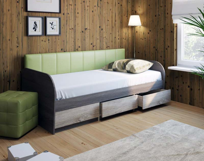 Современная кровать для подростка