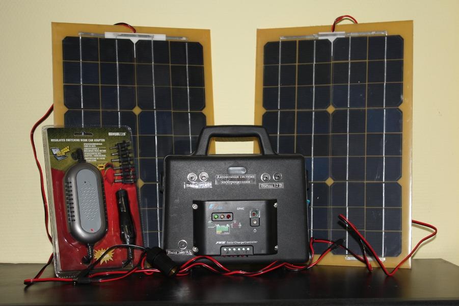Акб для солнечные батареи своими руками