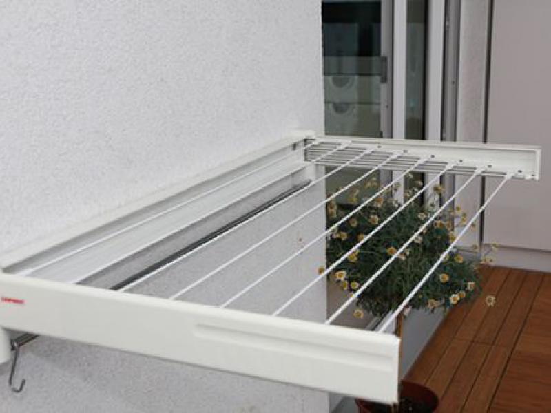 Сушка для белья для балкона коллекция изображений.