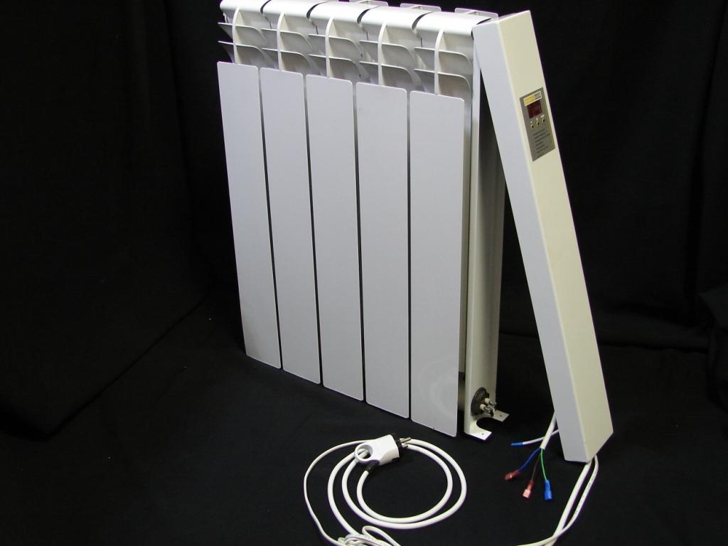 Электробатарея своими руками из чугунной батареи