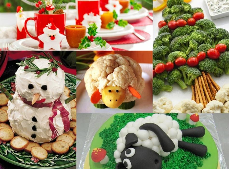 Праздничное меню. Вкусные рецепты для праздничного стола