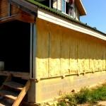Фото 12: Утепление брусового дома (12)