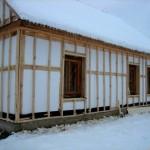 Фото 25: Утепление брусового дома
