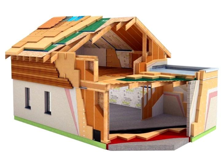 Утепление брусового дома (5)