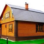 Фото 7: Утепление брусового дома (7)