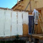 Фото 18: Утепление каркасного дома пенополиуретаном