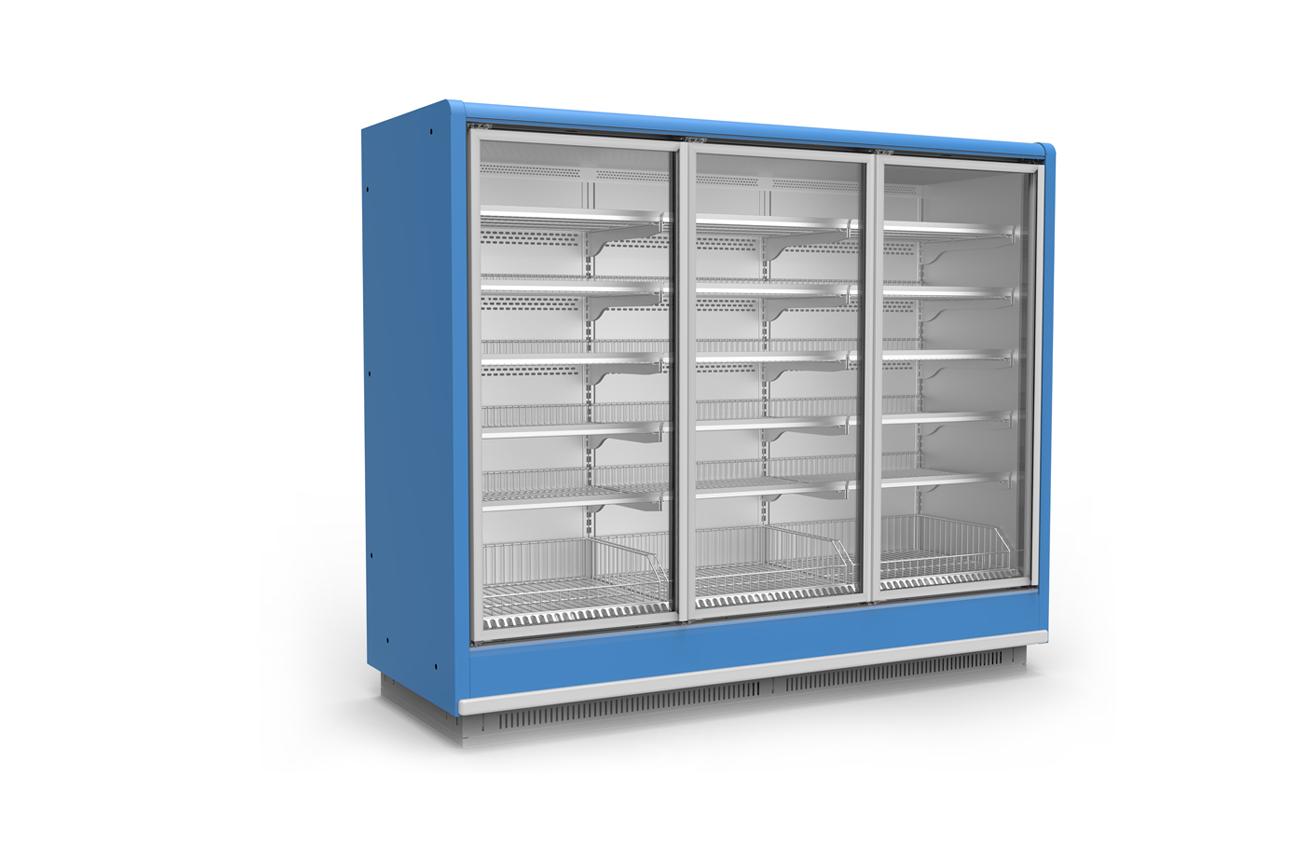 Фото 15: Большой холодильный шкаф для напитков