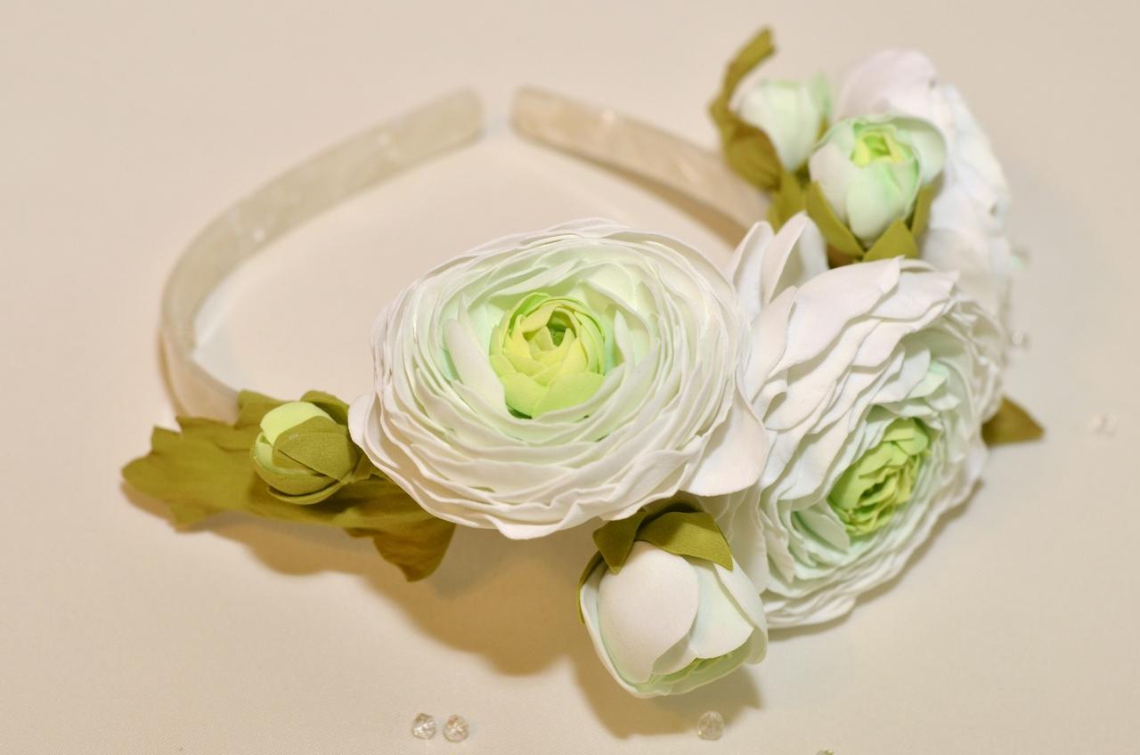 Чаще всего фоамиран используют для изготовления цветов