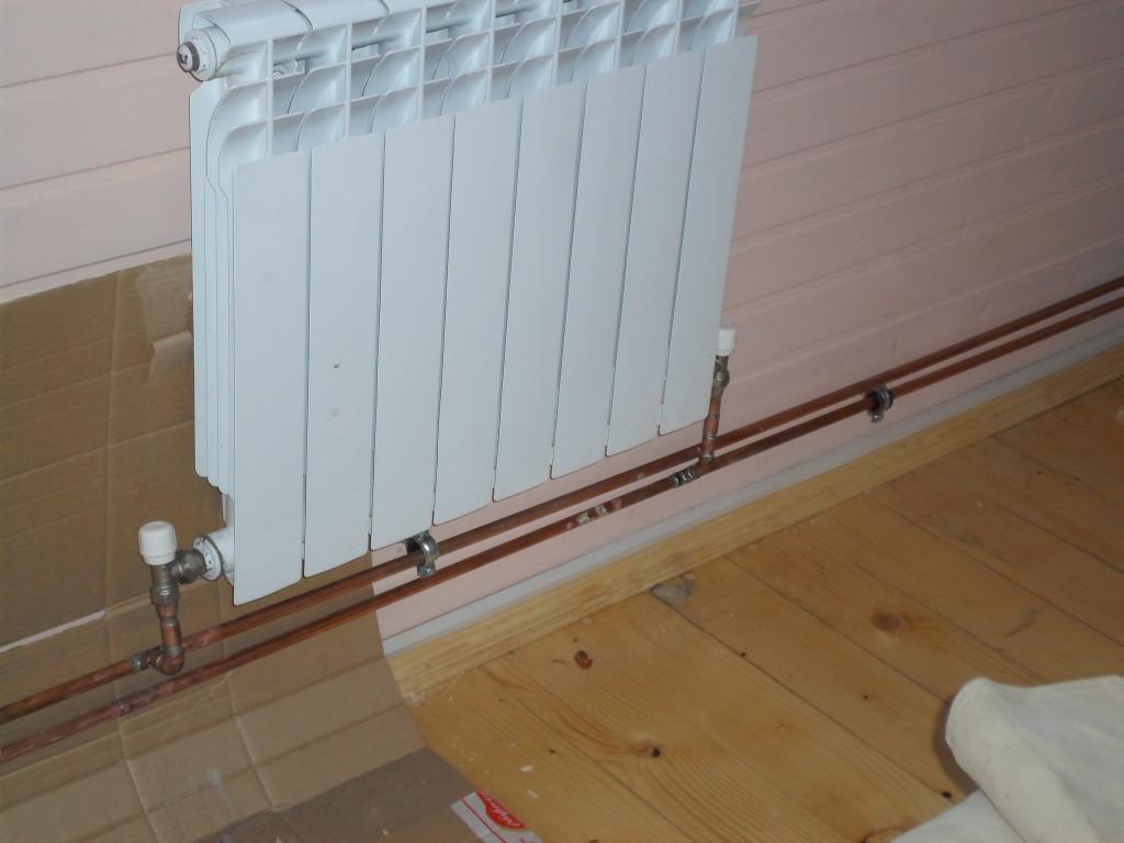 Электрическое отопление в гараже