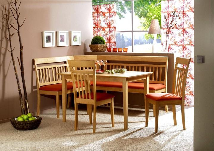 кухонные уголки со столом и стульями (2)